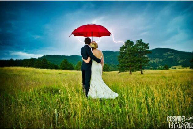 爱情是场大冒险 铤而走险的婚纱照