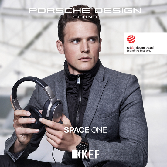 kef motion one. the red dot jury agreed that kef and porsche design (porsche jointly created space one headset noise-free hi-fi headphones have unique innovative kef motion one t