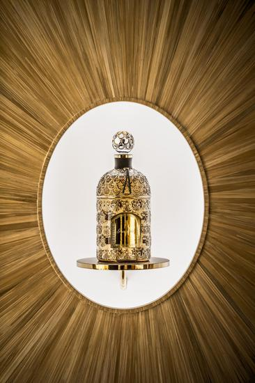 Bee Bottle in the Private Consultation Salon