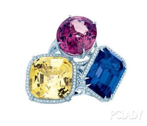 蓝宝石不光只有蓝色