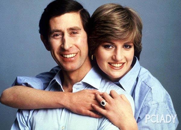 曾经是英国已故王妃戴安娜的订婚戒指