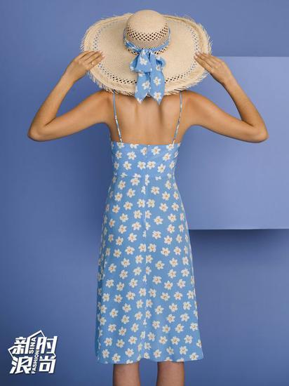 HVN复古连衣裙(国美同款)