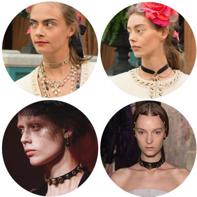 Chanel,Gucci,Valentino