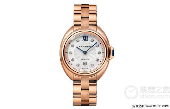 卡地亚钥匙系列WJCL0034腕表