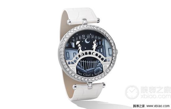 梵克雅宝诗意复杂功能腕表系列VCARN9VI00腕表