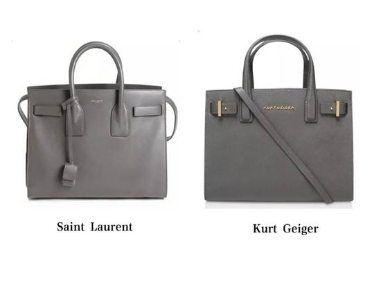 Saint Laurent VS Kurt Geiger