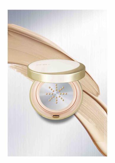 苏秘37°空气质感光彩镜垫粉底液
