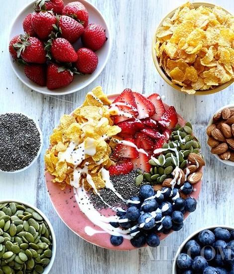 吃对东西!减少甜食和加工食物摄取