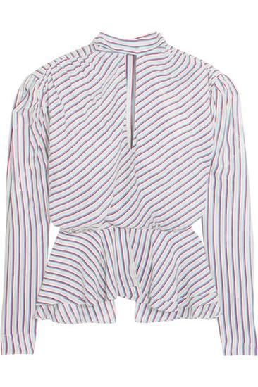 Balenciaga 雪纺绸女衫 约¥10913