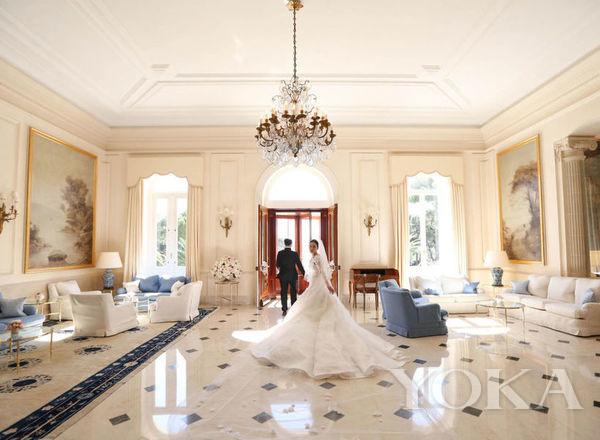 最佳婚礼场所备选