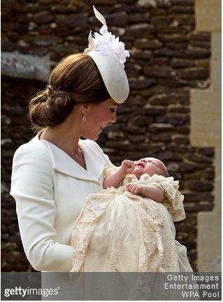 2015年7月5夏洛特公主受洗