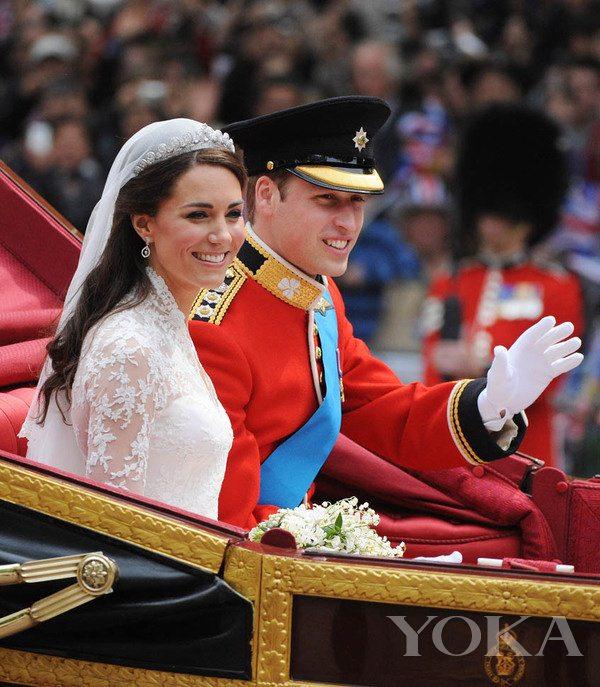 凯特王妃和威廉王子