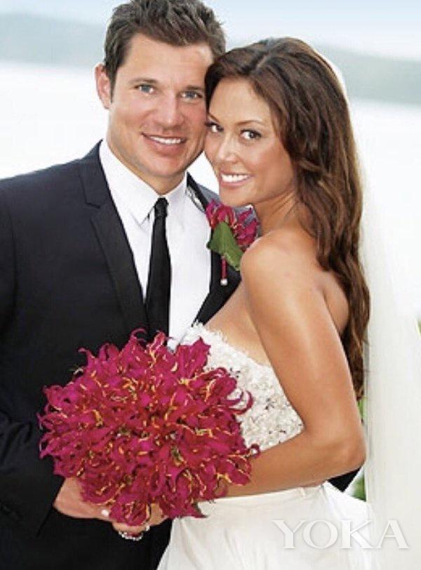 Nick Lachey和Vanessa Minnillo