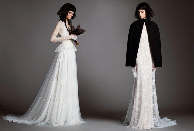 Vera Wang 2018春夏婚纱系列