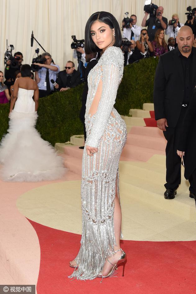 Kylie Jenner,2016