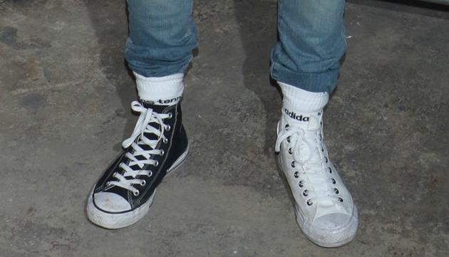 小贝家全家都是Icon 大布发明了新的球鞋潮流