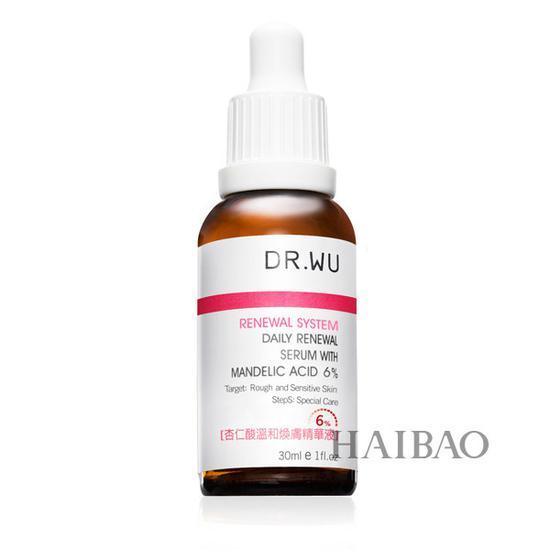 达尔肤 (Dr.wu)杏仁酸温和焕肤精华液