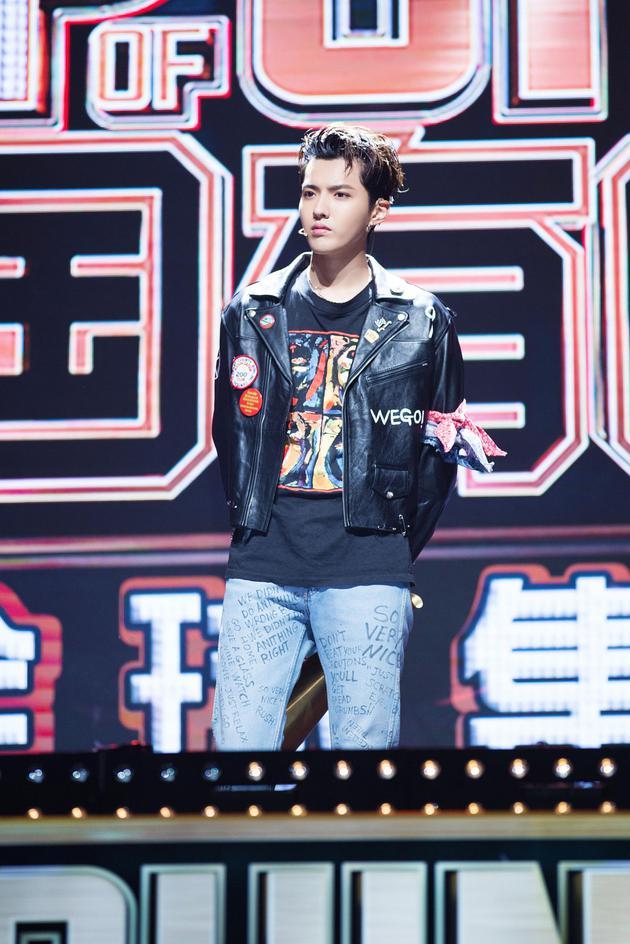 《中国有嘻哈》现场花絮