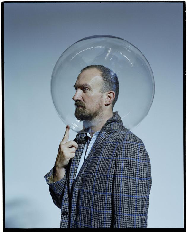 蒂姆·沃克肖像