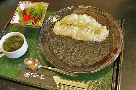 """""""忍者饭""""之家常版:其实很美味的黑咖喱"""