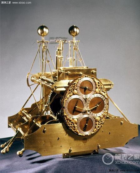 约翰·哈里森的一号航海天文钟解决了经度测量难题