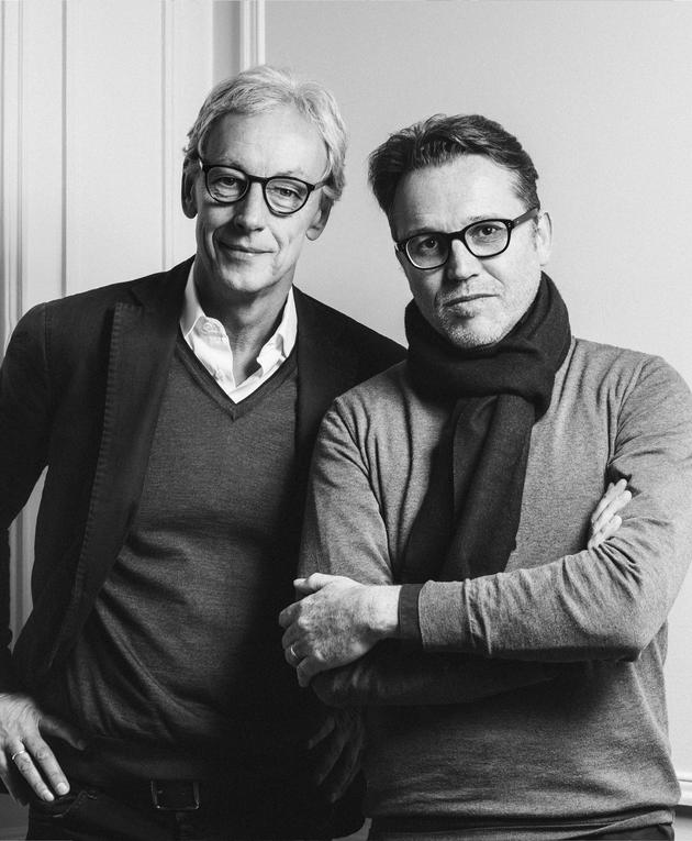 David Tourniaire & Perry Oosting_Portrait