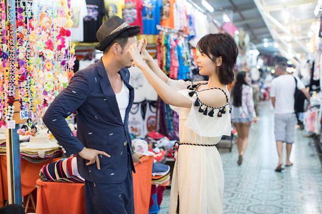 《欢乐颂2》开播刘涛时尚来势凶猛 一集八套造型诠释度假风(10)
