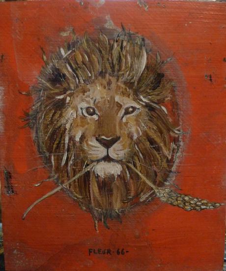 威利·福勒-- 油画-- 曾为嘉柏丽尔·香奈儿私藏