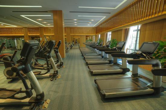 健身中心器械区