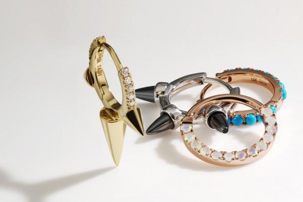 除了当穿环师,Maria 还有一个身份就是珠宝设计师。