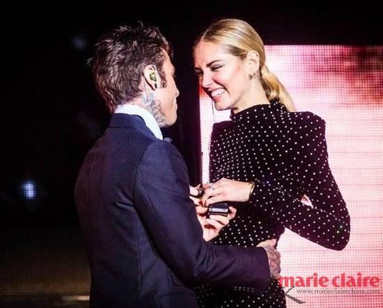 宇博Chiara Ferragni在30岁生日之际被歌手男友求婚