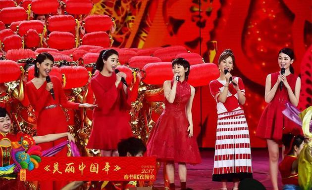 欢乐颂5美开场秀《美丽中国舞》