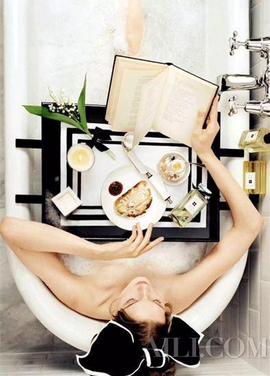 泡澡能减肥,这个既不费力又舒服的减肥方式你可千万别忽略!