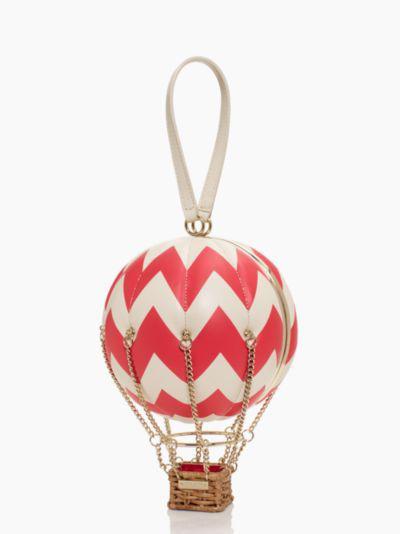 Kate Spade热气球零钱包