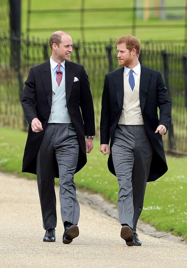 威廉王子与哈里王子