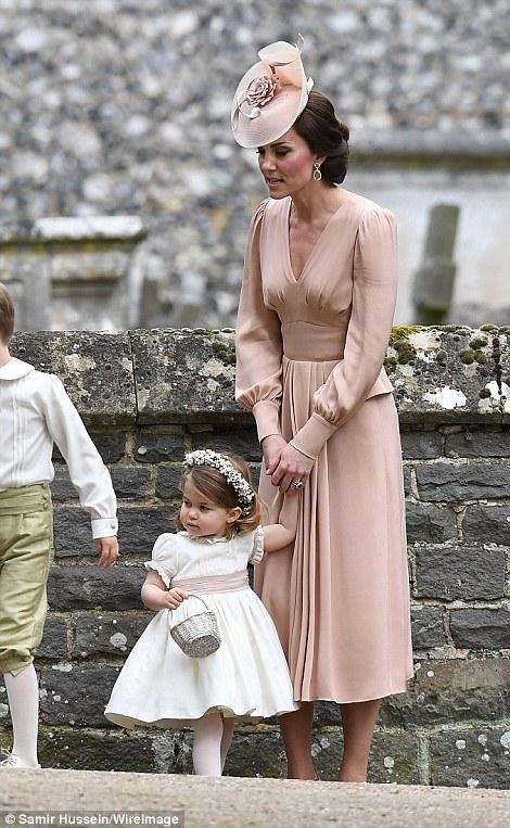凯特与夏洛特小公主