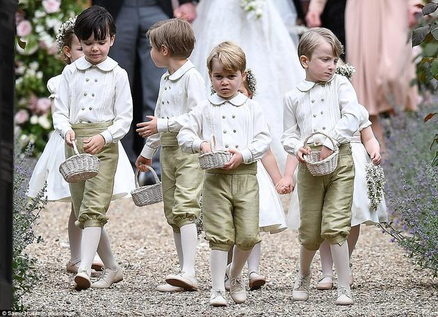 乔治小王子
