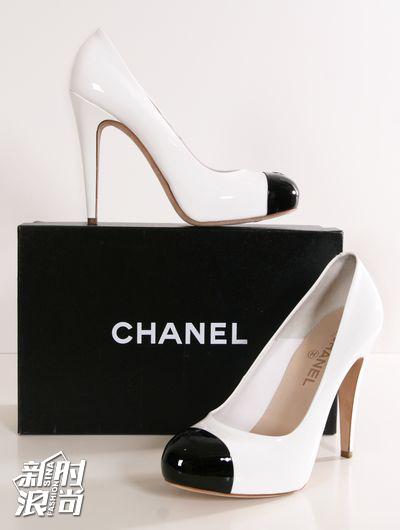 Chanel的经典色:黑白
