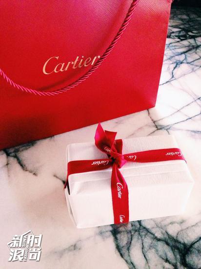 Cartier红