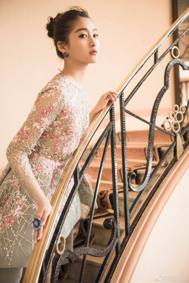 戛纳电影节的华人红毯系列 范爷11套造型收官春春贡献T台首秀 服饰潮流 图44