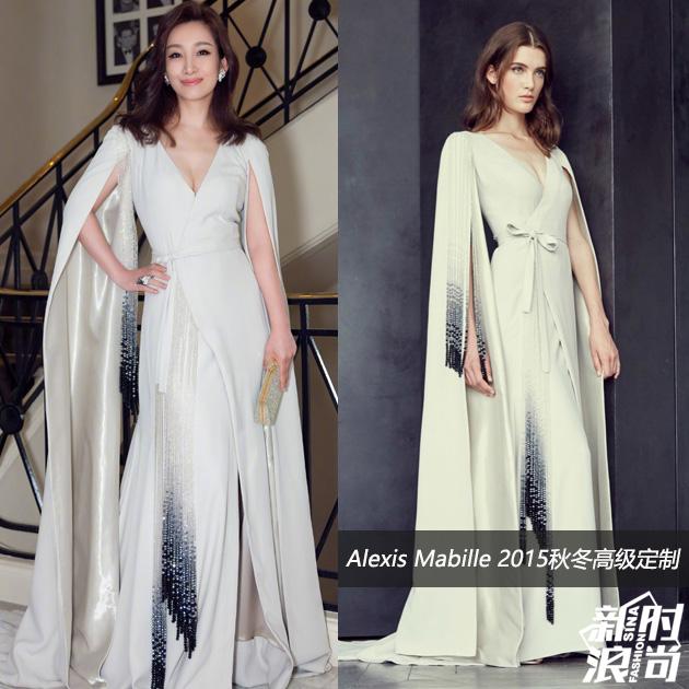 戛纳电影节的华人红毯系列 范爷11套造型收官春春贡献T台首秀 服饰潮流 图60