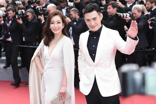 戛纳电影节的华人红毯系列 范爷11套造型收官春春贡献T台首秀 服饰潮流 图61