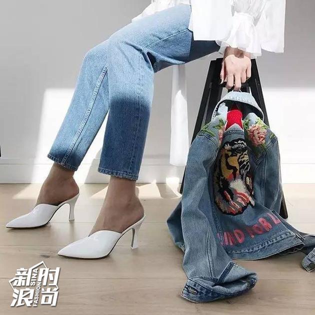 Attico穆勒鞋
