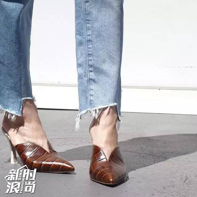 Attico穆勒鞋3