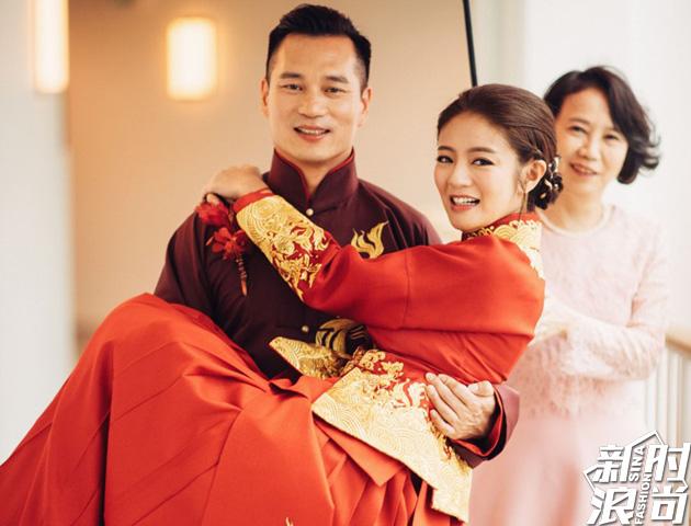安以轩大婚伴娘也上热搜 都怪她们美得太耀眼 娱乐八卦 图5