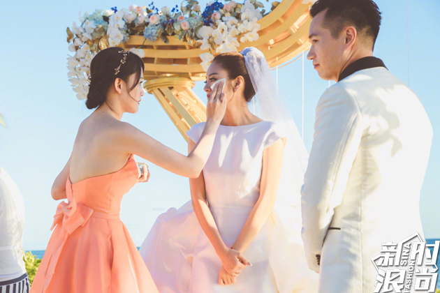 安以轩大婚伴娘也上热搜 都怪她们美得太耀眼 娱乐八卦 图9