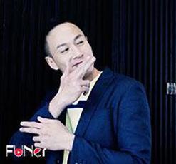 FUNer | 拍立得:送你最帅的何润东