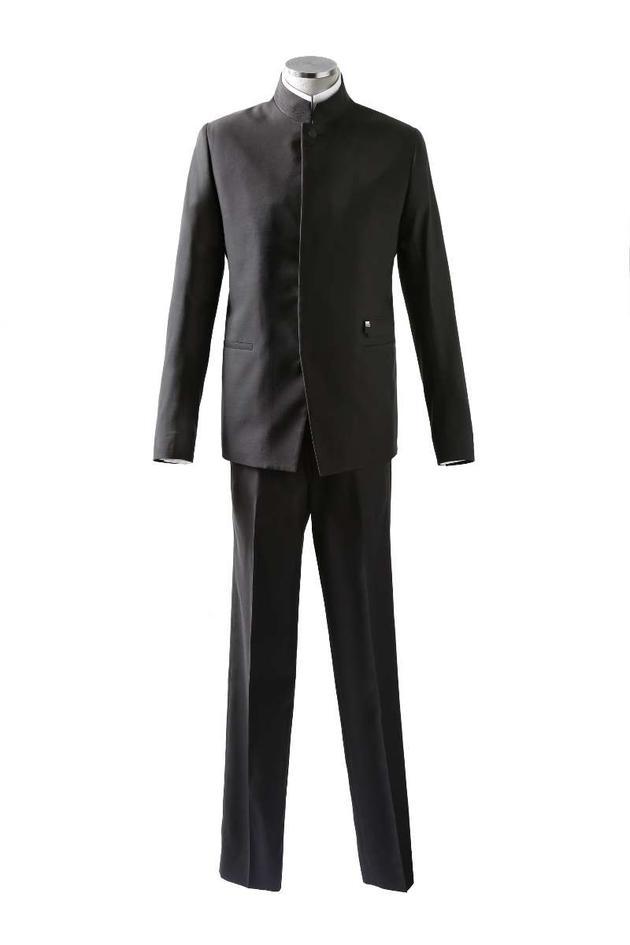 夏姿-陈(SHIATZY CHEN)中式立领连袖西装礼服