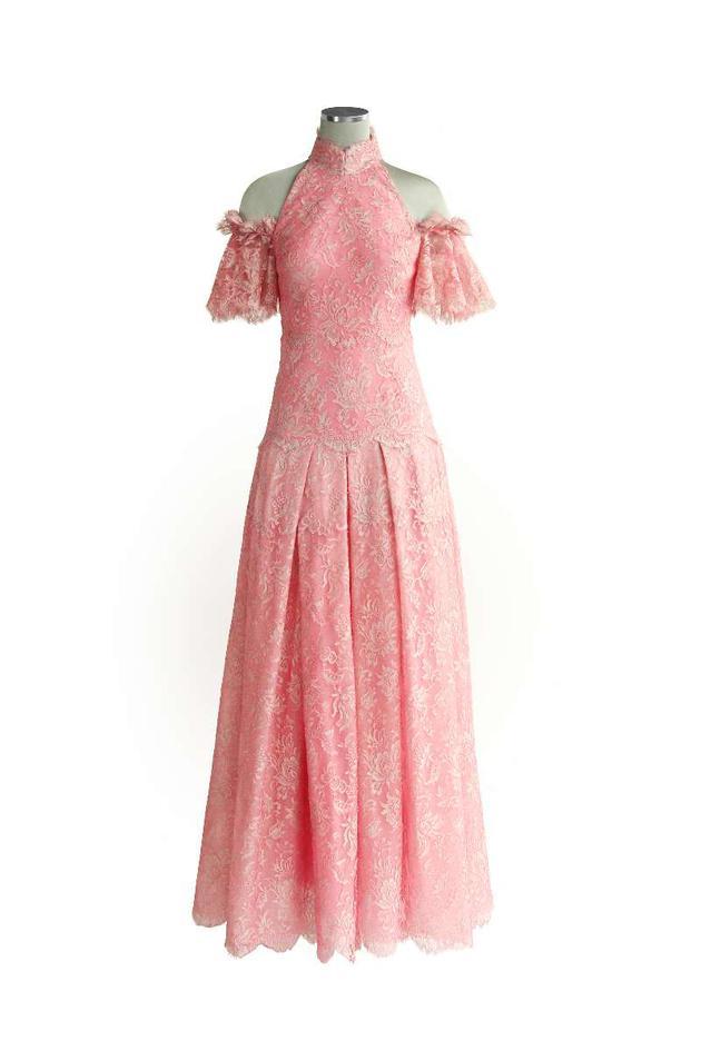 夏姿-陈(SHIATZY CHEN)特别订制的中式风格结婚礼服