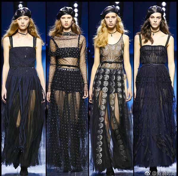 Dior蓝,今夏最时髦的流行色,迷倒baby黄轩赵丽颖 服饰潮流 图18